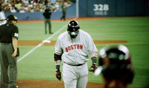 Big Papi Strikes Out