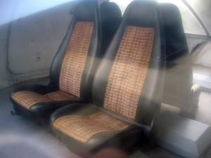futuristic car seats