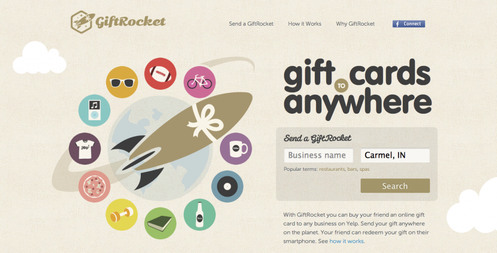 giftrocket.com