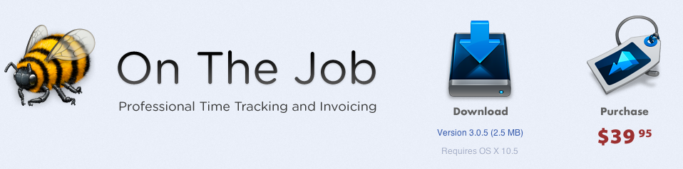 on the job time tracking software for mac