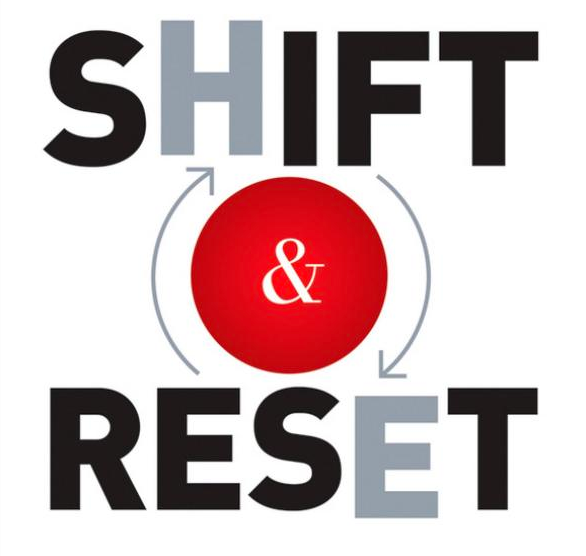 shift and reset book