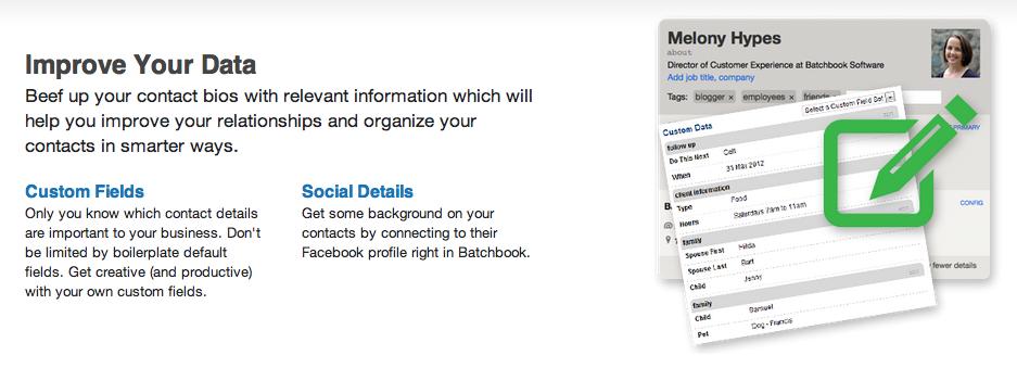 batchbook social crm
