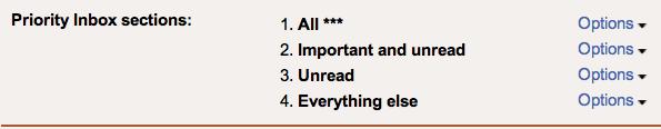 uber priority inbox