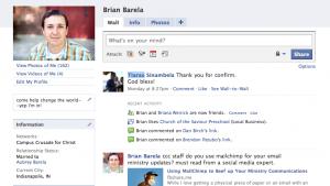 brian barela facebook profile